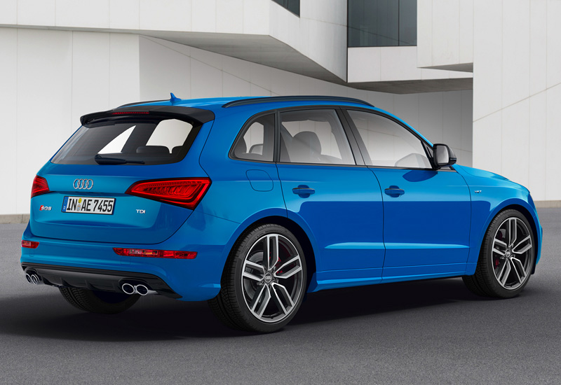 2016 audi sq5 tdi plus specifications photo price information rating. Black Bedroom Furniture Sets. Home Design Ideas