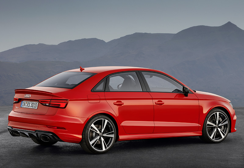 280 Kph To Mph >> 2017 Audi RS3 Sedan - specifications, photo, price, information, rating