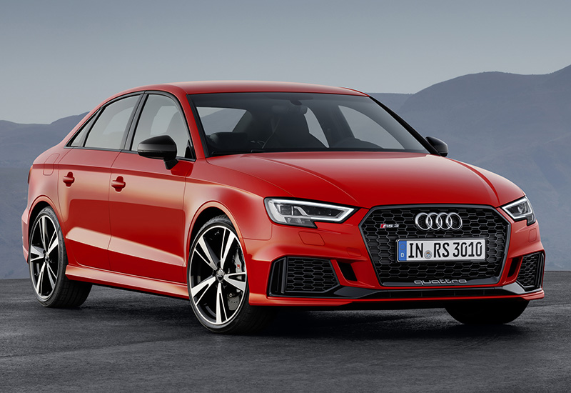 2017 Audi Rs3 Sedan Specifications Photo Price