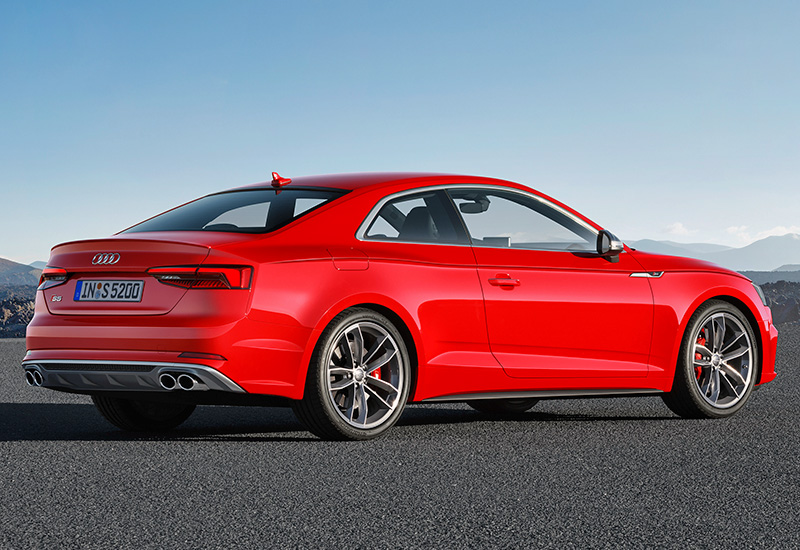 2017 Audi S5 Specifications Photo Price Information