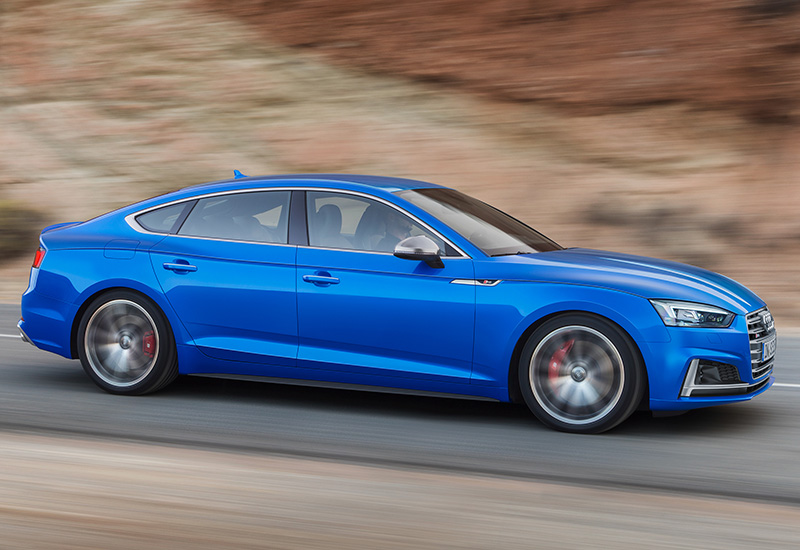 2017 Audi S5 Sportback Specifications Photo Price
