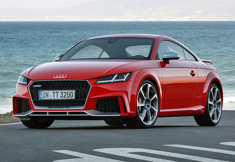 2017 Audi TT RS Coupe - specifications, photo, price, information ...
