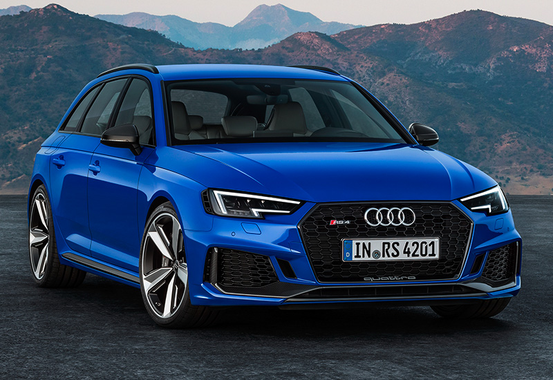 2018 audi rs4 avant b9 specifications photo price information rating. Black Bedroom Furniture Sets. Home Design Ideas