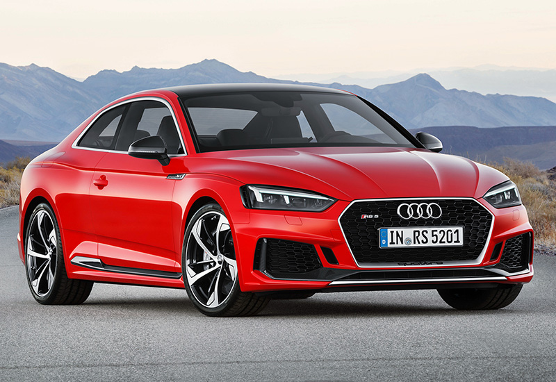 2018 Audi Rs5 Coupe Specifications Photo Price