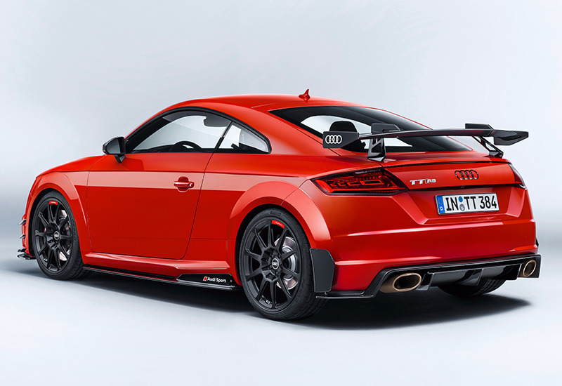 2018 audi tt rs coupe performance parts specifications photo price information rating. Black Bedroom Furniture Sets. Home Design Ideas