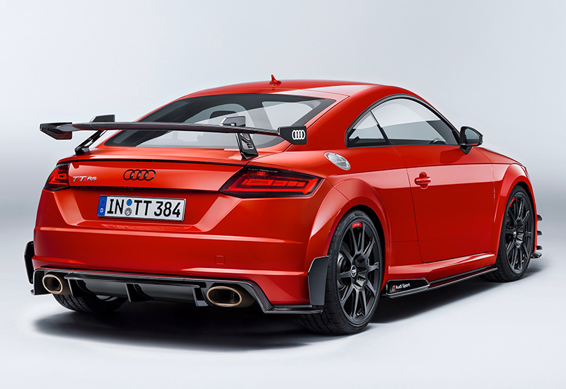 2018 audi tt rs coupe performance parts specifications. Black Bedroom Furniture Sets. Home Design Ideas