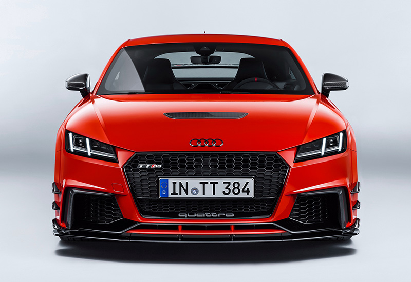 2018 Audi Tt Rs Coupe Performance Parts Specifications