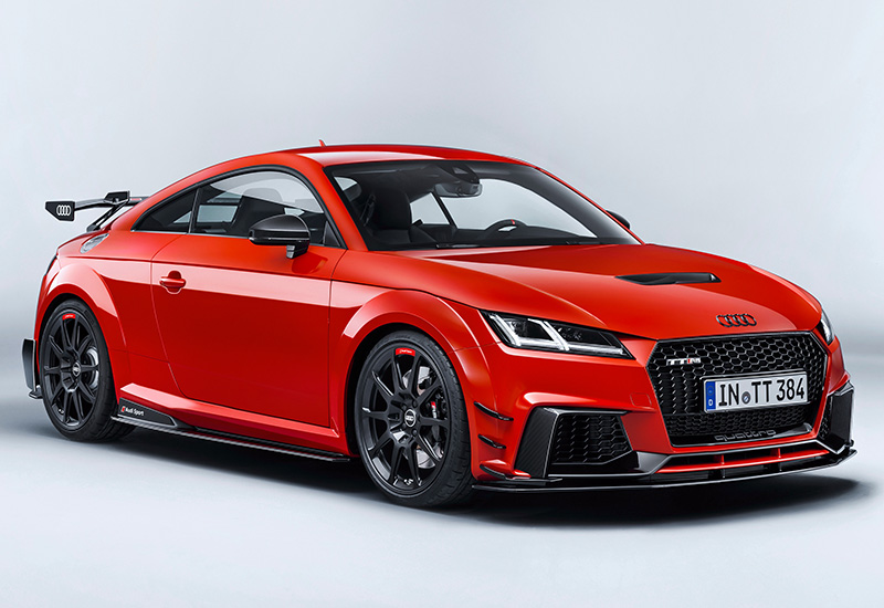 2018 Audi Tt Rs Coupe Performance Parts Specifications Photo