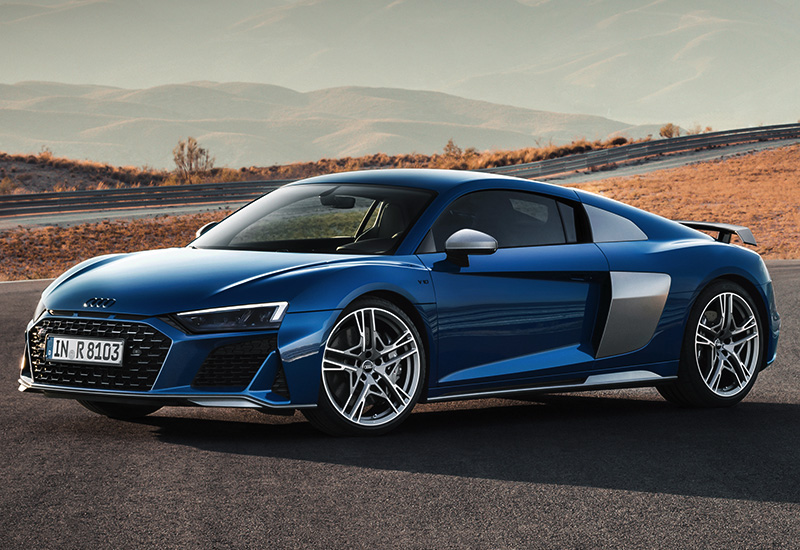 2019 Audi R8 V10 Specifications Photo Price Information Rating