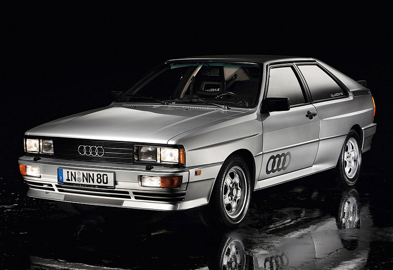 1980 audi quattro specifications photo price information rating. Black Bedroom Furniture Sets. Home Design Ideas