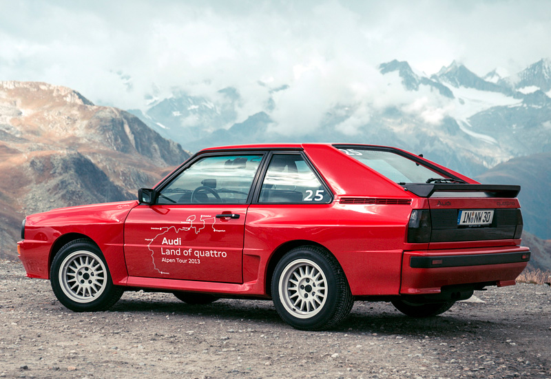 1984 Audi Sport Quattro Specifications Photo Price