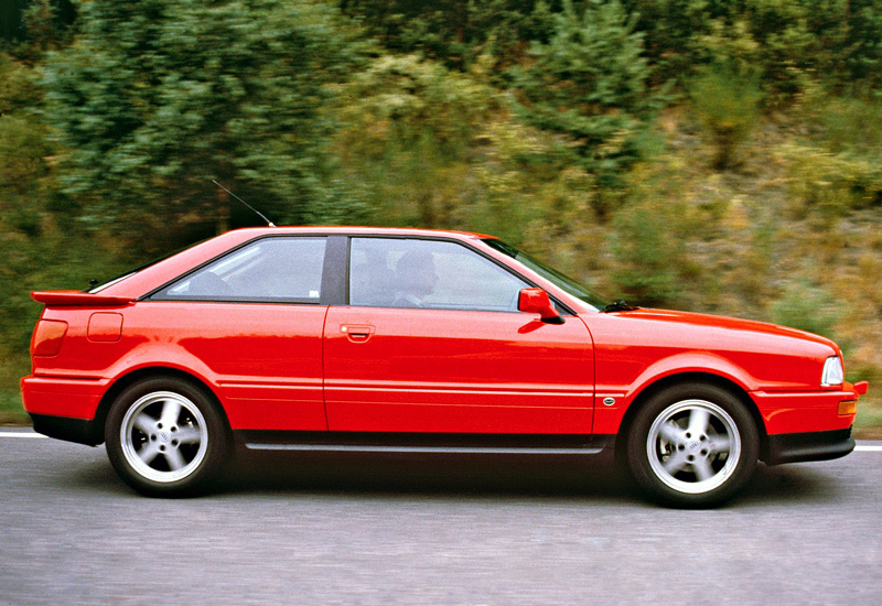 1992 Audi S2 Coupe 89 8b Specifications Photo Price