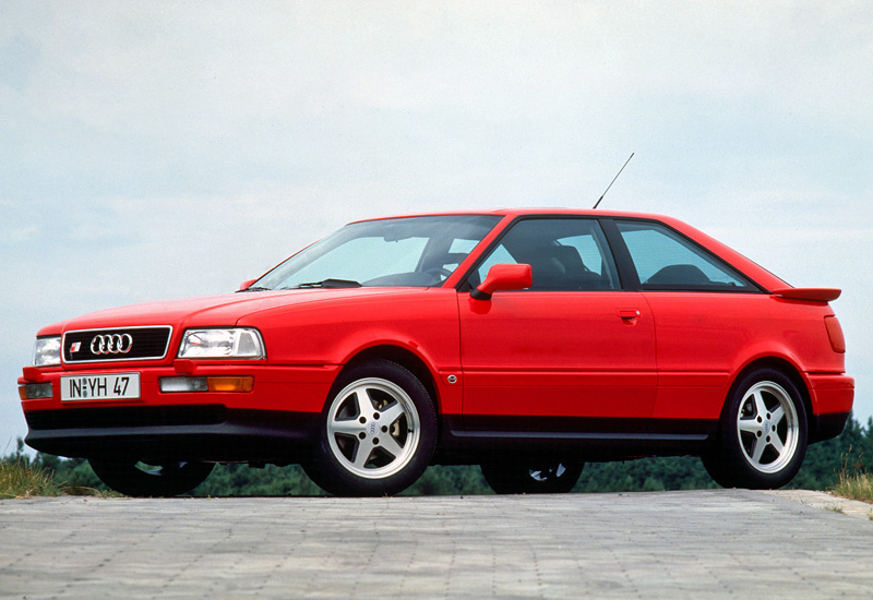 1992 Audi S2 Coupe (89,8B) - specifications, photo, price ...
