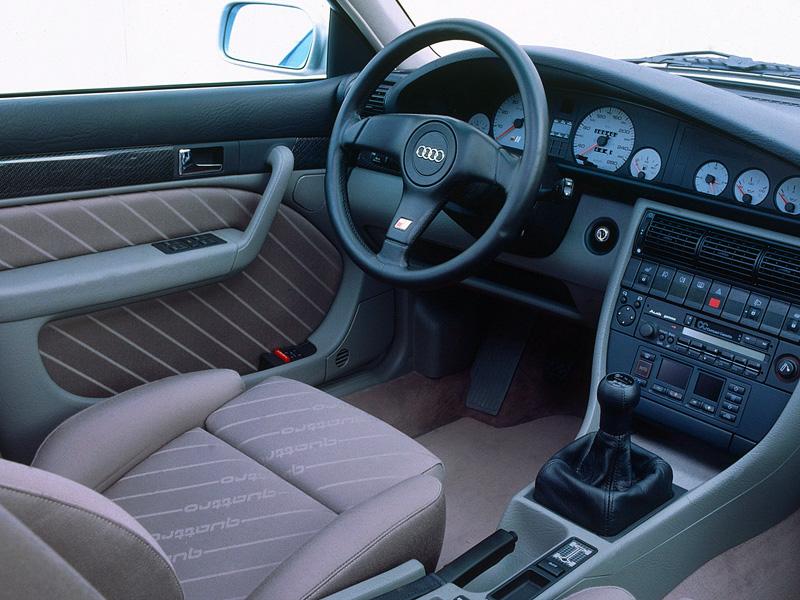 Audi S4 0 60 >> 1992 Audi 100 S4 4.2 Sedan (100 C4) - specifications, photo, price, information, rating