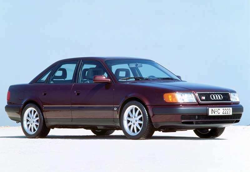 1992 Audi 100 S4 4 2 Sedan 100 C4 Specifications