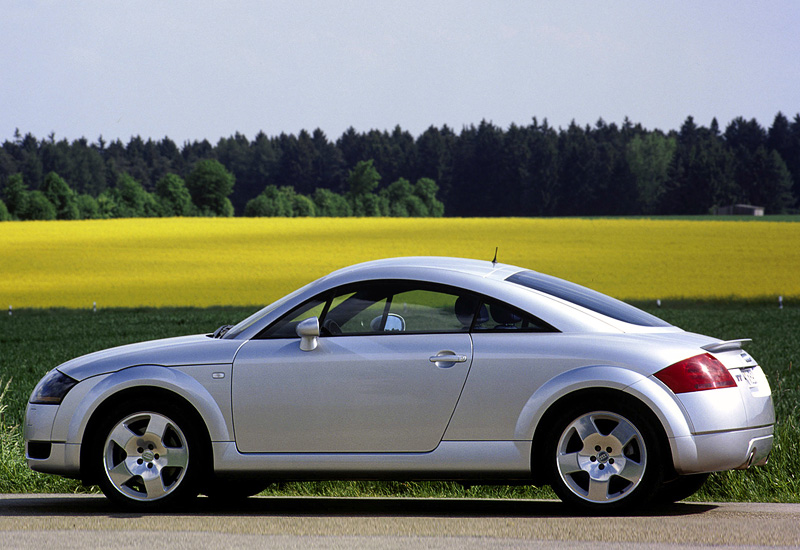 1998 audi tt 1 8t quattro coupe 8n specifications photo price information rating. Black Bedroom Furniture Sets. Home Design Ideas