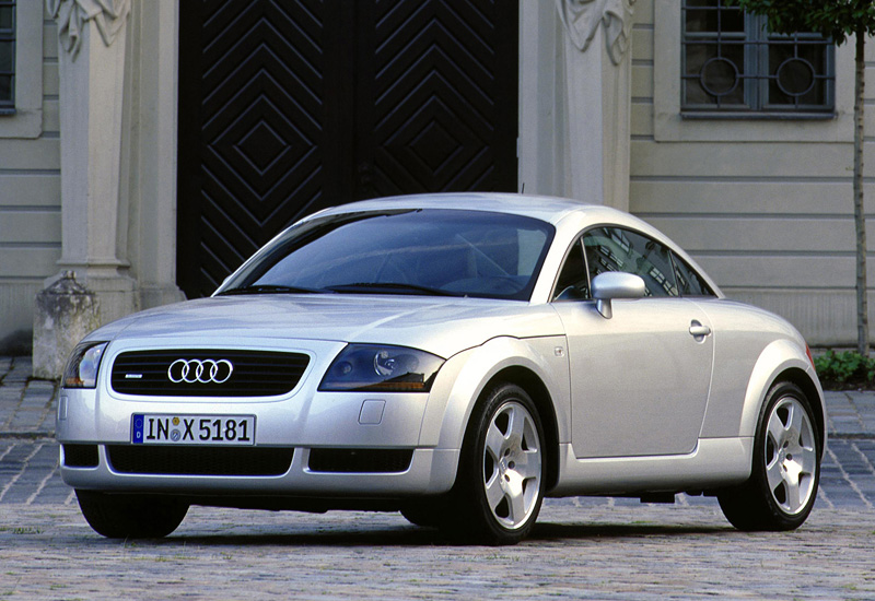 1998 audi tt 1 8t quattro coupe 8n specifications. Black Bedroom Furniture Sets. Home Design Ideas