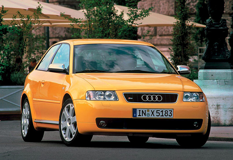 1999 audi s3 8l specifications photo price information rating. Black Bedroom Furniture Sets. Home Design Ideas