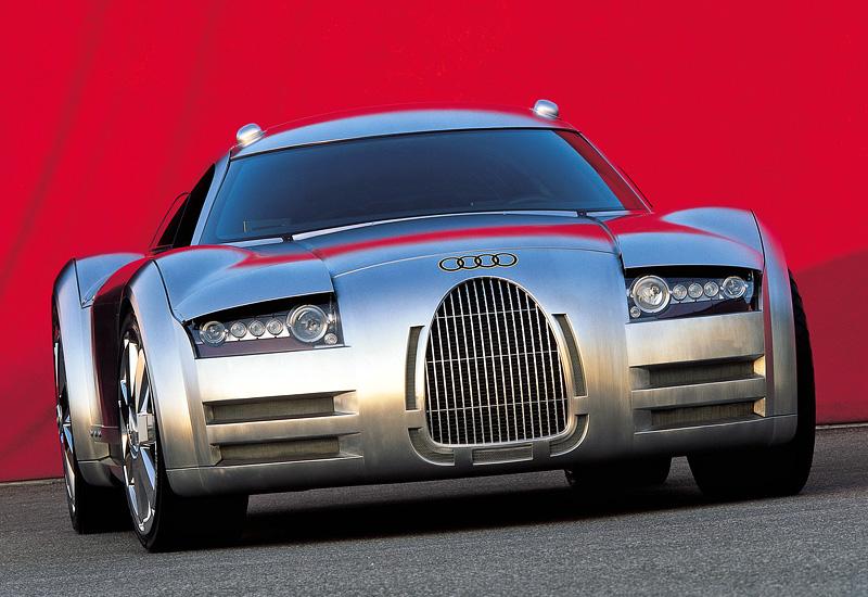 Audi Rosemeyer Concept Cars Drive Away 2day