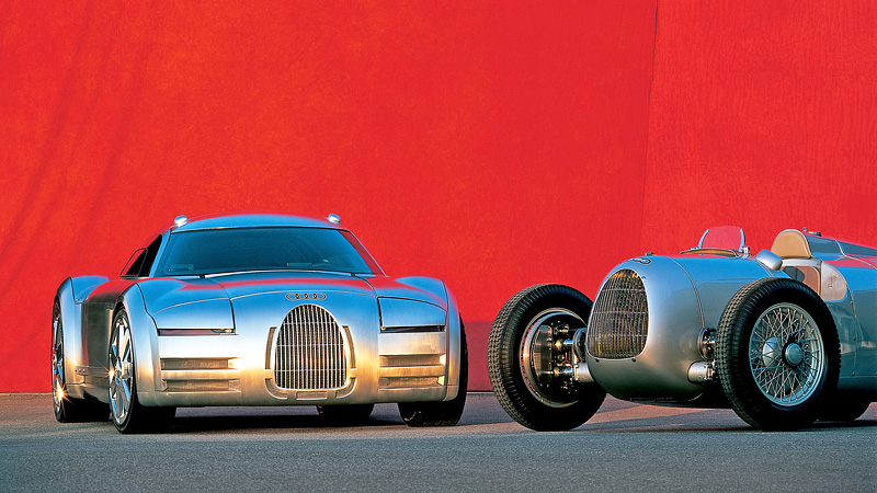 2000 Audi Rosemeyer Concept Specifications Photo Price