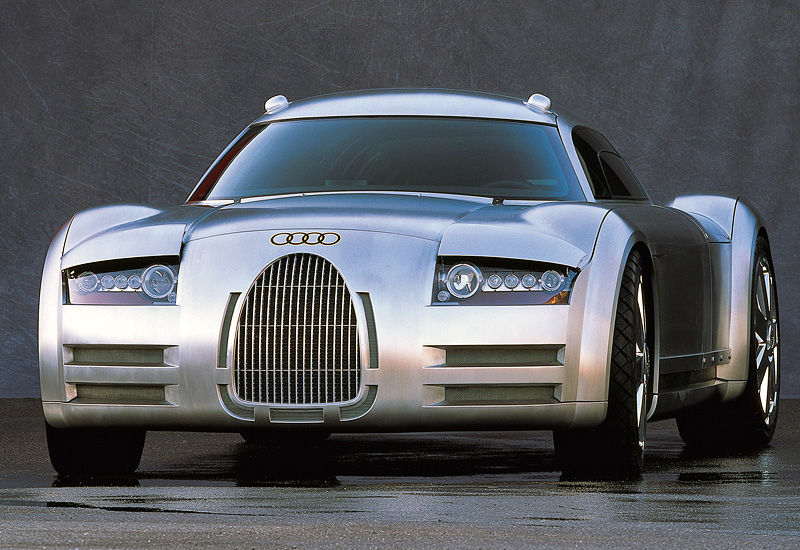 100 Kph To Mph >> 2000 Audi Rosemeyer Concept - specifications, photo, price, information, rating