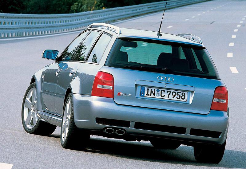 Audi a4 b5 avant weight 14