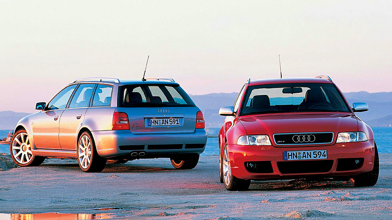 2000 Audi Rs4 Avant B5 Specifications Photo Price