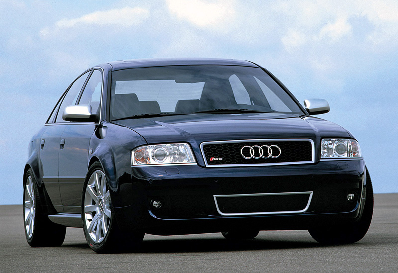 2002 audi rs6 sedan 4b c5 specifications photo price. Black Bedroom Furniture Sets. Home Design Ideas