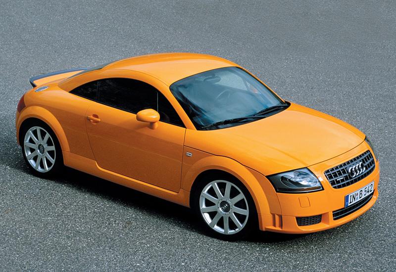 2003 Audi Tt 3 2 Quattro Coupe Specifications Photo