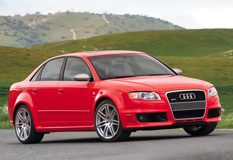 2006 audi rs4 sedan b7 specifications photo price. Black Bedroom Furniture Sets. Home Design Ideas