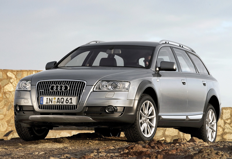 2006 audi a6 allroad 4 2 quattro 4f c6 specifications photo price information rating. Black Bedroom Furniture Sets. Home Design Ideas
