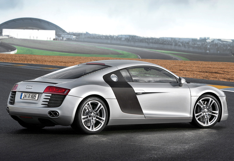 2007 Audi R8 Specifications Photo Price Information