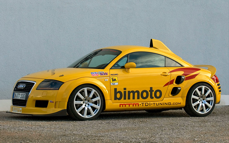2007 Audi Tt Mtm Bimoto Specifications Photo Price