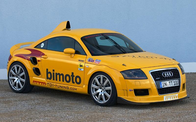 2007 Audi Tt Mtm Bimoto Specifications Photo Price