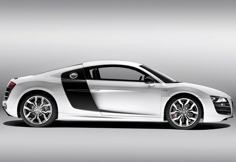 2009 Audi R8 V10 - specifications, photo, price ...
