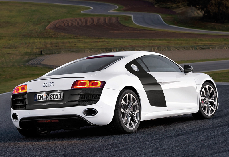 2009 audi r8 v10 specifications photo price information rating. Black Bedroom Furniture Sets. Home Design Ideas
