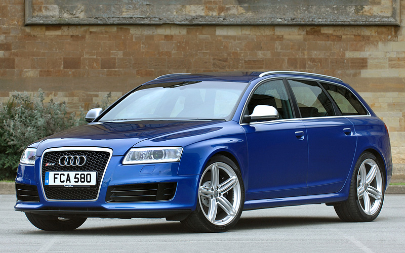 2008 audi rs6 avant specifications photo price information