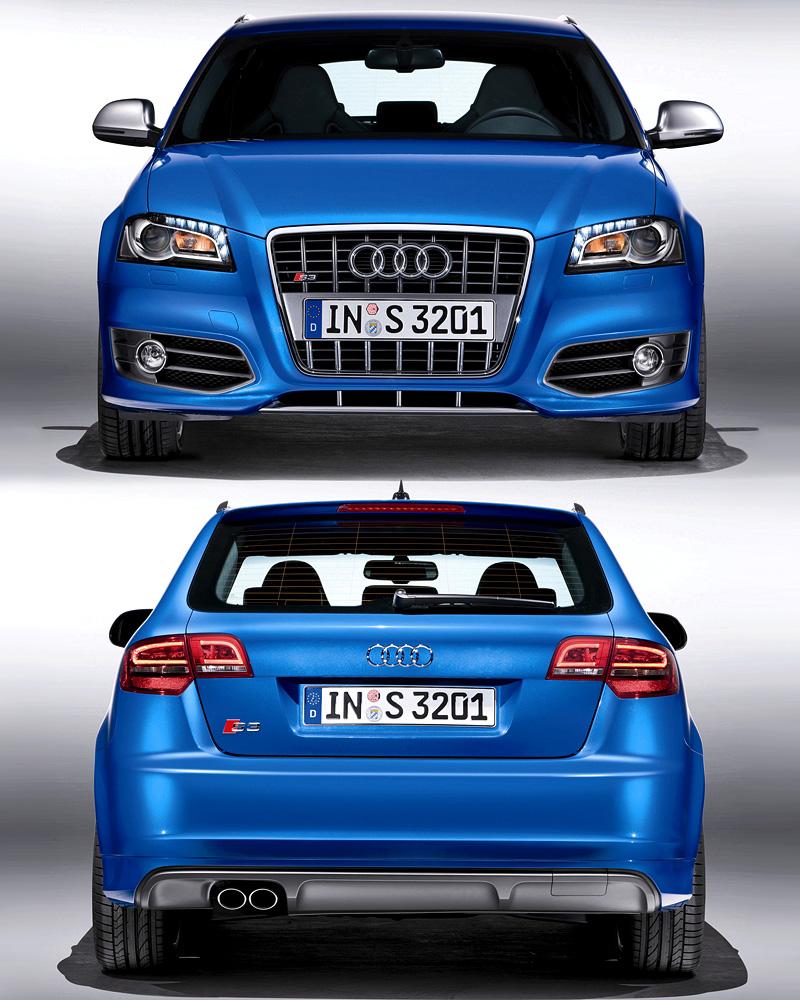 2008 Audi S3 Sportback 8pa Specifications Photo