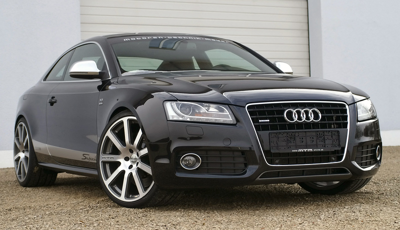 2008 Audi S5 Mtm Gt Supercharged Specifications Photo