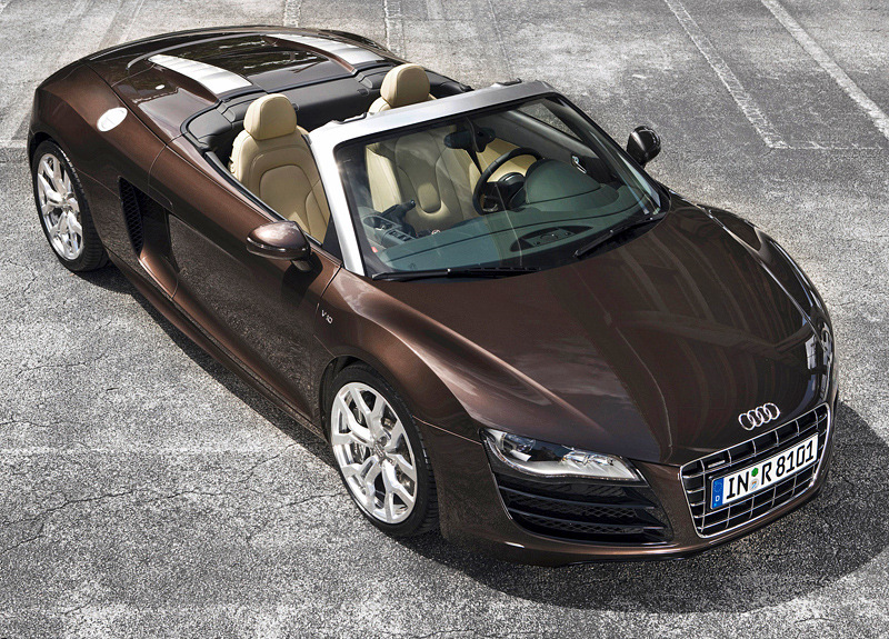 2009 Audi R8 V10 Spyder - specifications, photo, price ...