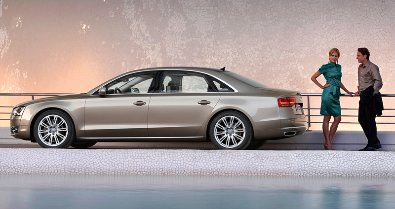 2010 Audi A8 L W12 Quattro Specifications Photo Price