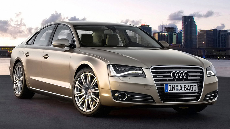 Audi A8 W12 >> 2010 Audi A8 L W12 quattro - specifications, photo, price ...
