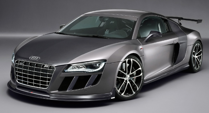 2010 Audi R8 ABT GT R - specifications, photo, price ...