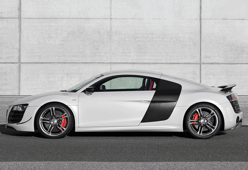 2010 audi r8 gt specifications photo price. Black Bedroom Furniture Sets. Home Design Ideas