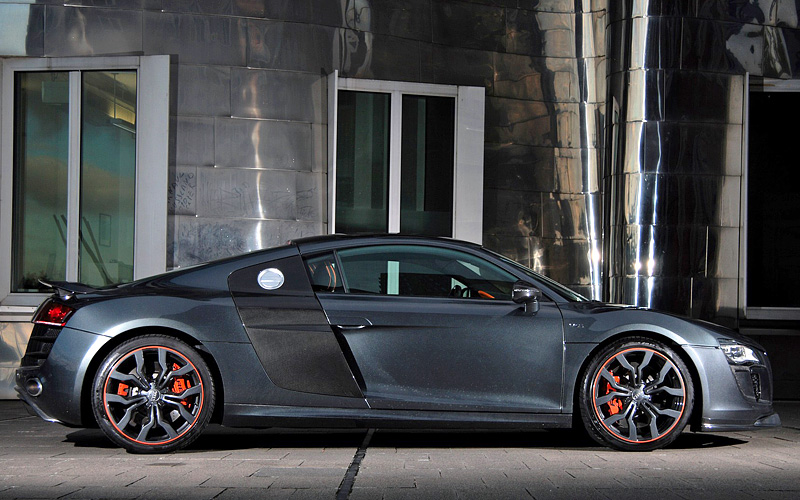 2010 Audi R8 V10 Anderson Germany Racing Edition