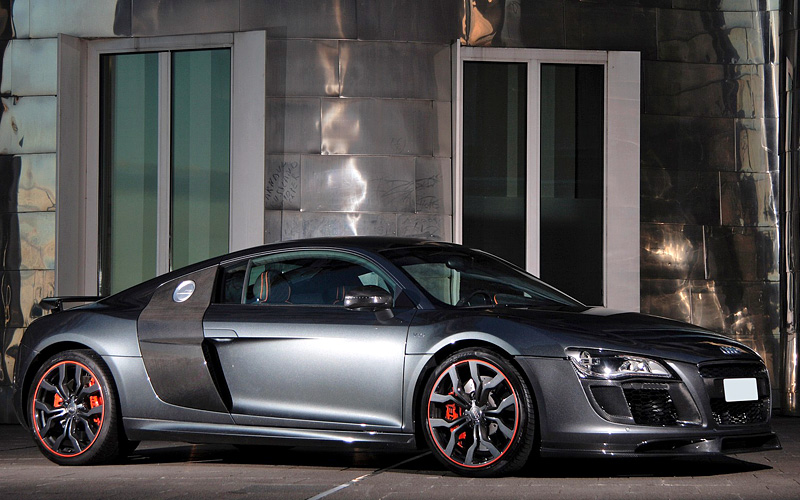 Audi R V Anderson Germany Racing Edition Specifications - Audi r8 v10 price