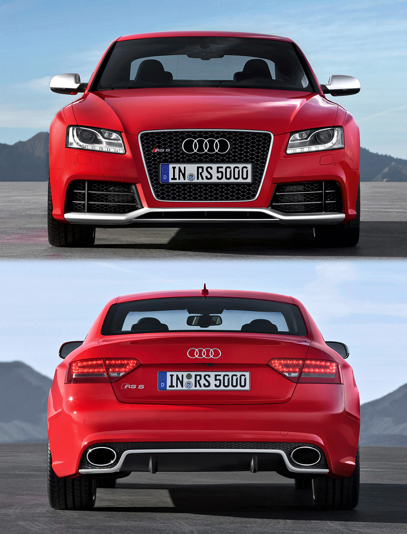 2010 audi rs5 specifications photo price information rating. Black Bedroom Furniture Sets. Home Design Ideas