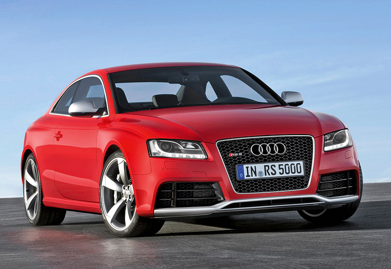 2010 Audi Rs5 Specifications Photo Price Information