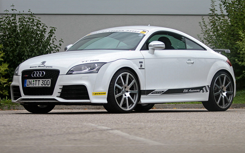 2010 Audi Tt Rs Mtm Specifications Photo Price