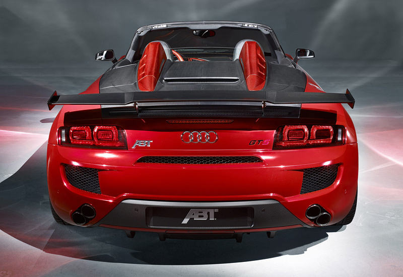 2011 Audi R8 Spyder Abt Gt S Specifications Photo